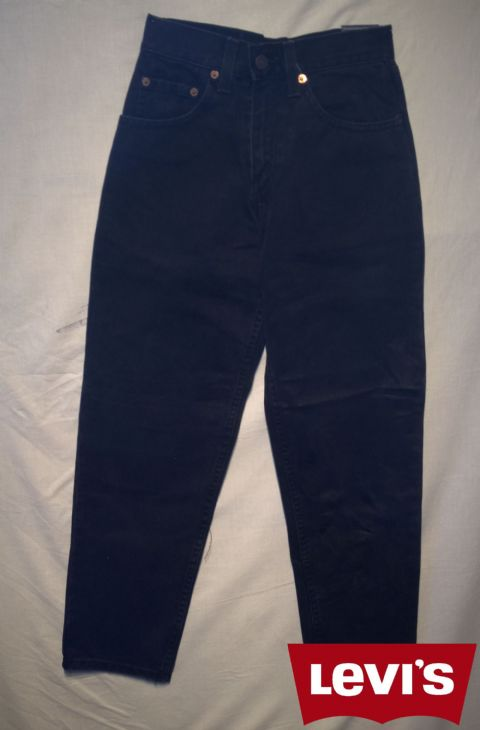 Boys Levis Jeans -Warlor/Black(Not a Boys Suit Or a Girls Dress)